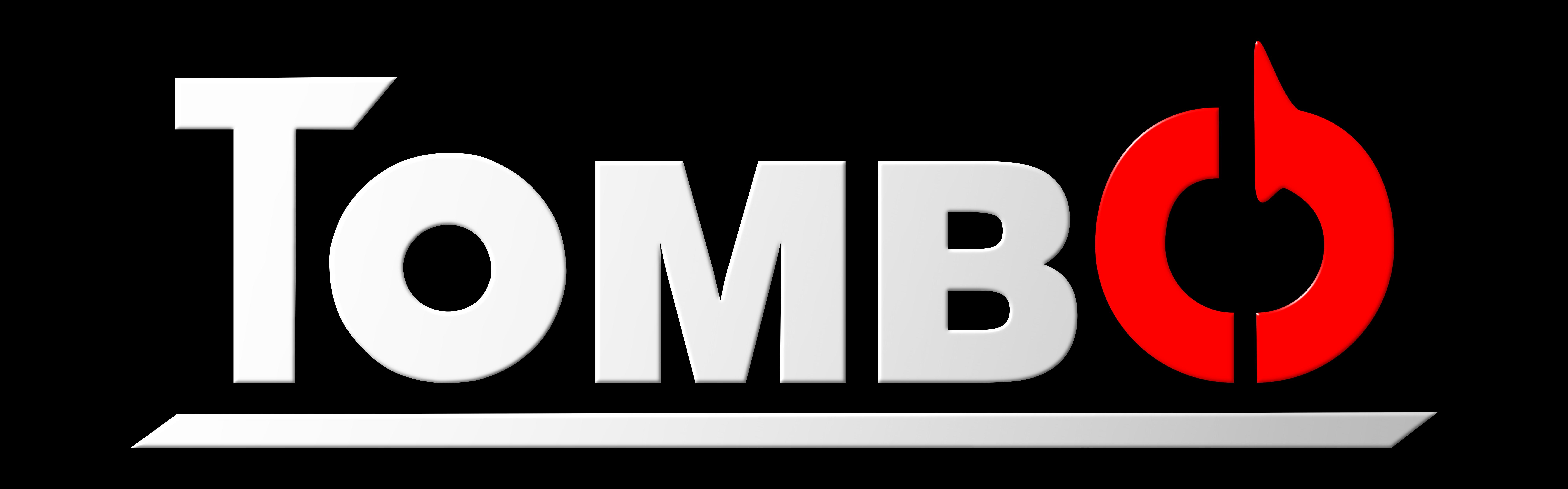 Tombo-Logo_hell-auf-schwarz